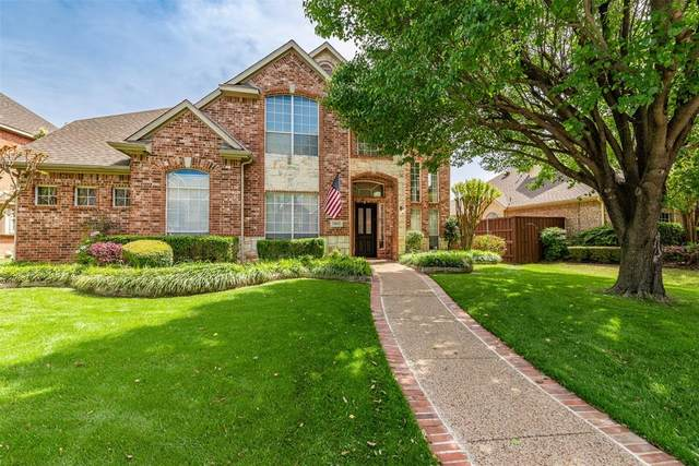 2608 Shadow Hill Lane, Plano, TX 75093 (MLS #14312434) :: The Hornburg Real Estate Group