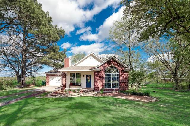 441 County Road 4581, Boyd, TX 76023 (MLS #14312437) :: The Good Home Team