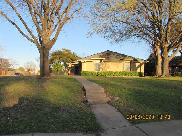 802 Pebblecreek Drive, Garland, TX 75040 (MLS #14312440) :: All Cities USA Realty