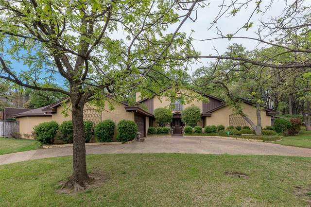 4109 Shady Valley Court, Arlington, TX 76013 (MLS #14312453) :: Vibrant Real Estate