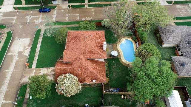 301 Chaparral Drive, Mckinney, TX 75072 (MLS #14312465) :: All Cities USA Realty