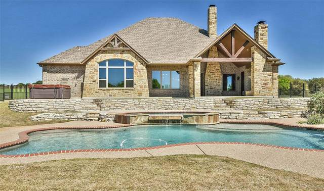 3512 Lakota Court, Granbury, TX 76048 (MLS #14312471) :: Tenesha Lusk Realty Group