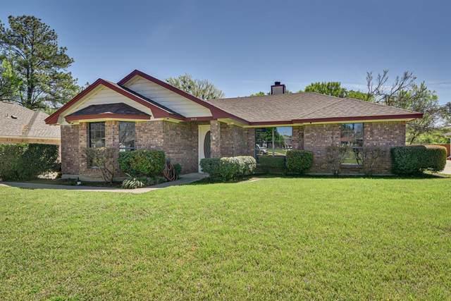 5419 Stagetrail Drive, Arlington, TX 76017 (MLS #14312474) :: EXIT Realty Elite
