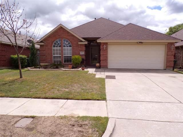8936 Saranac Trail, Fort Worth, TX 76118 (MLS #14312487) :: The Kimberly Davis Group