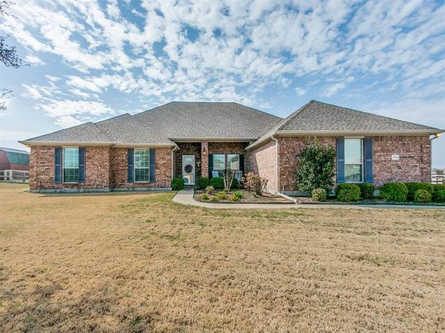 7710 Willow Ridge Drive, Northlake, TX 76247 (MLS #14312506) :: The Chad Smith Team