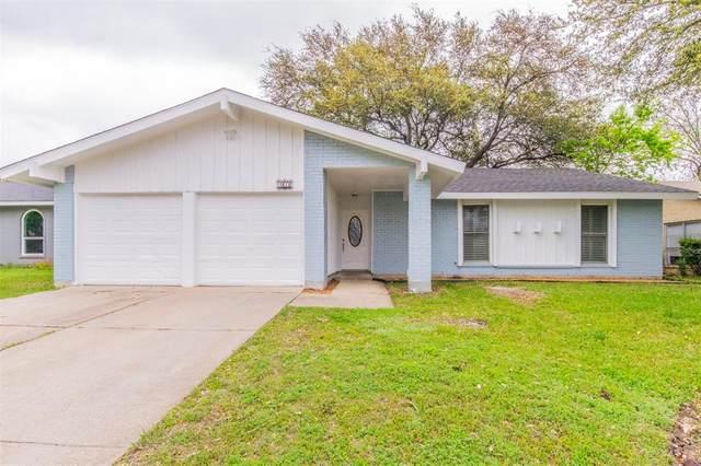 703 Glen Rock Place, Arlington, TX 76014 (MLS #14312535) :: EXIT Realty Elite