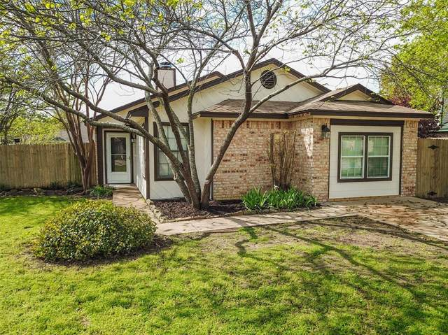 3004 Barnes Drive, Denton, TX 76209 (MLS #14312545) :: Baldree Home Team