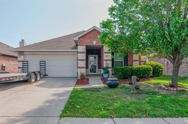 12636 Foxpaw Trail, Fort Worth, TX 76244 (MLS #14312554) :: All Cities USA Realty