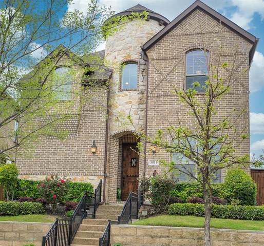 5011 Empire Way, Irving, TX 75038 (MLS #14312584) :: Real Estate By Design