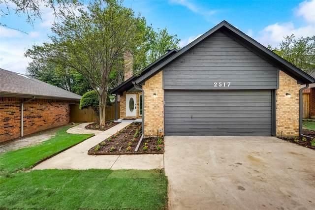 2517 Millcroft Cove, Carrollton, TX 75006 (MLS #14312586) :: HergGroup Dallas-Fort Worth