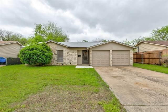 1762 Tyson Street, Blue Mound, TX 76131 (MLS #14312597) :: EXIT Realty Elite