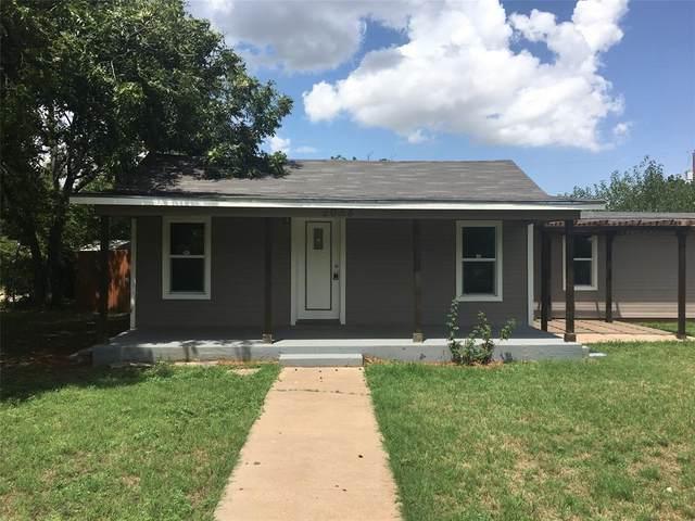 2058 S 21st Street, Abilene, TX 79602 (MLS #14312604) :: The Tonya Harbin Team
