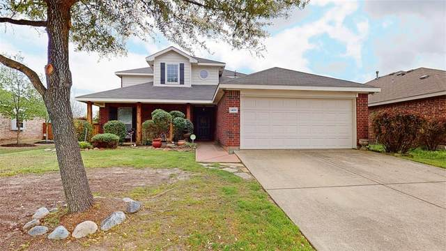 1406 Vista Ridge Drive, Forney, TX 75126 (MLS #14312610) :: All Cities USA Realty