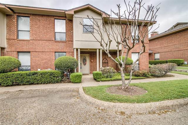 406 S Fannin Street B, Rockwall, TX 75087 (MLS #14312611) :: Baldree Home Team