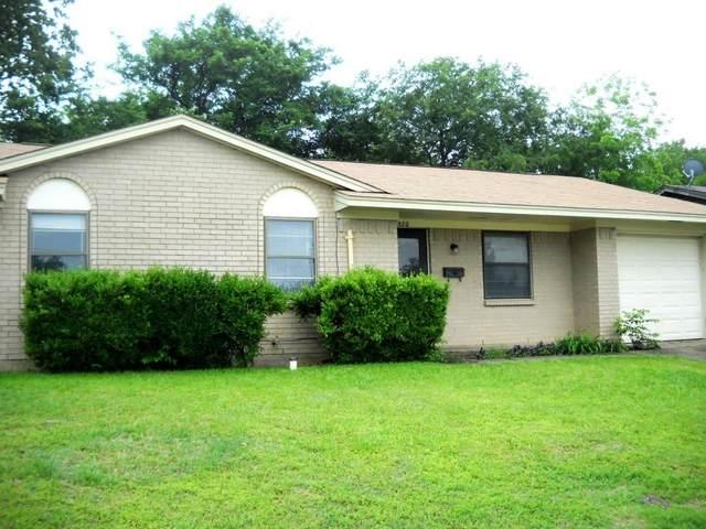 520 Sweetbriar Drive, Lewisville, TX 75067 (MLS #14312613) :: The Rhodes Team