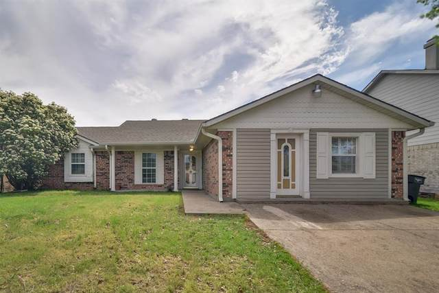 4704 Moss Rose Drive, Fort Worth, TX 76137 (MLS #14312620) :: All Cities USA Realty