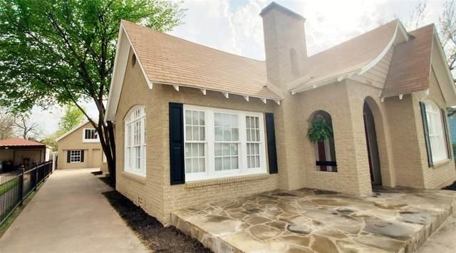 1765 N 11th Street, Abilene, TX 79603 (MLS #14312623) :: Real Estate By Design