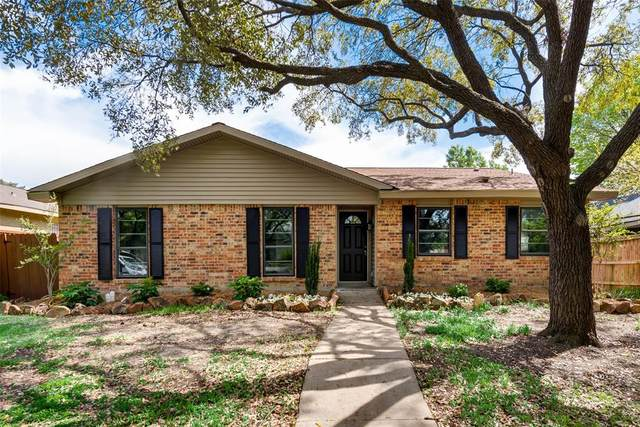 1822 Paxton Drive, Carrollton, TX 75007 (MLS #14312624) :: Post Oak Realty