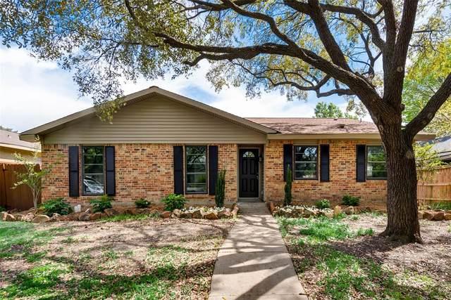 1822 Paxton Drive, Carrollton, TX 75007 (MLS #14312624) :: HergGroup Dallas-Fort Worth