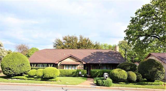2605 Collard Road, Arlington, TX 76017 (MLS #14312635) :: The Heyl Group at Keller Williams