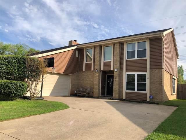 208 Laurel Lane, Euless, TX 76039 (MLS #14312636) :: RE/MAX Landmark