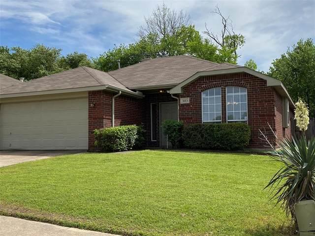 1113 Parker Court, Cedar Hill, TX 75104 (MLS #14312637) :: Century 21 Judge Fite Company
