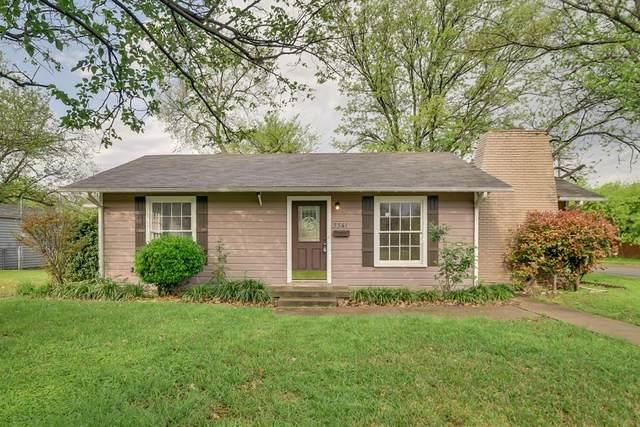 3341 Sunday Street, Haltom City, TX 76117 (MLS #14312641) :: The Hornburg Real Estate Group