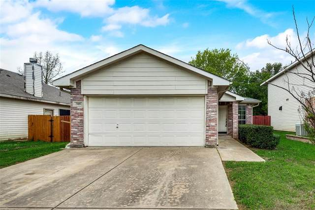 709 Pace Drive, Denton, TX 76209 (MLS #14312653) :: Post Oak Realty