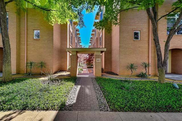4412 Mckinney Avenue #2, Dallas, TX 75205 (MLS #14312674) :: The Kimberly Davis Group