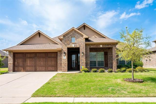 1024 Morningside Drive, Burleson, TX 76028 (MLS #14312689) :: Potts Realty Group