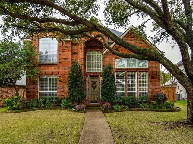 3828 Walden Way, Dallas, TX 75287 (MLS #14312720) :: Post Oak Realty