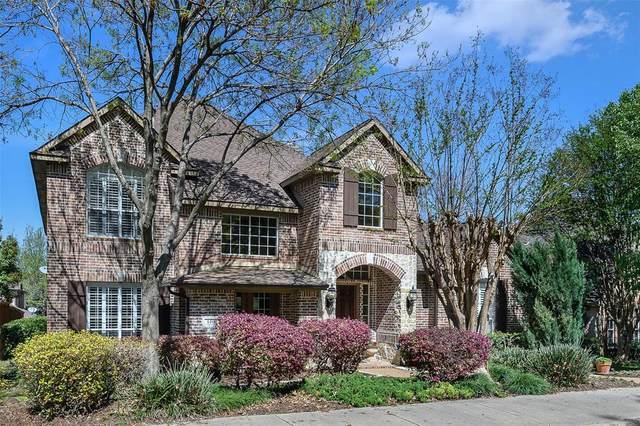 1406 Greenbriar Drive, Allen, TX 75013 (MLS #14312724) :: The Mauelshagen Group