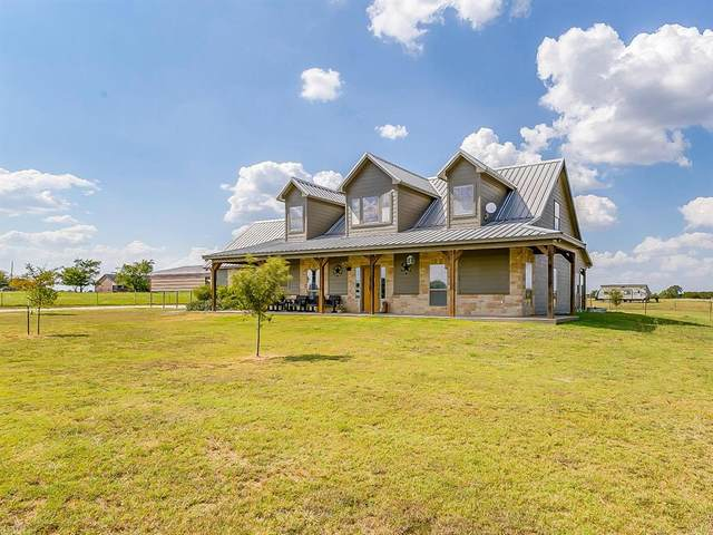 7533 County Road 305, Grandview, TX 76050 (MLS #14312725) :: Potts Realty Group