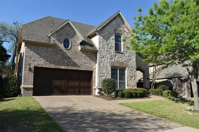 2809 White Rock Creek Drive, Mckinney, TX 75072 (MLS #14312747) :: Real Estate By Design