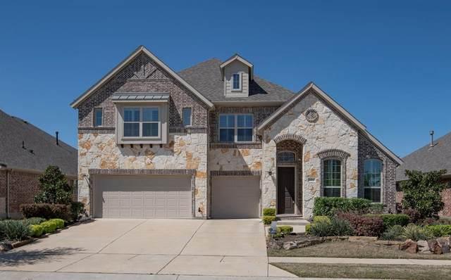 4421 Hazeltine Hills Drive, Celina, TX 75009 (MLS #14312764) :: All Cities USA Realty