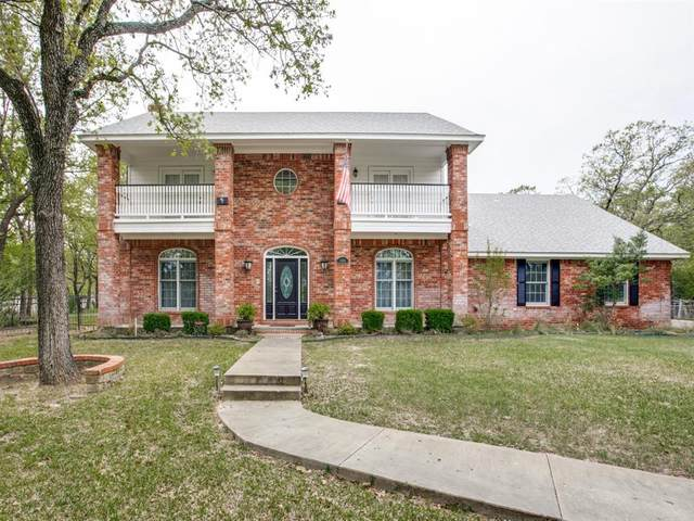 164 Westlake Court, Azle, TX 76020 (MLS #14312771) :: All Cities USA Realty