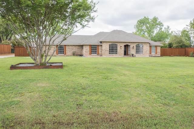 3705 Castle Drive, Rowlett, TX 75089 (MLS #14312775) :: The Good Home Team