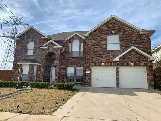 4435 Westchester Glen Drive, Grand Prairie, TX 75052 (MLS #14312797) :: Real Estate By Design
