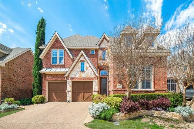 3237 Heatherbrook Lane, Richardson, TX 75082 (MLS #14312801) :: The Mauelshagen Group