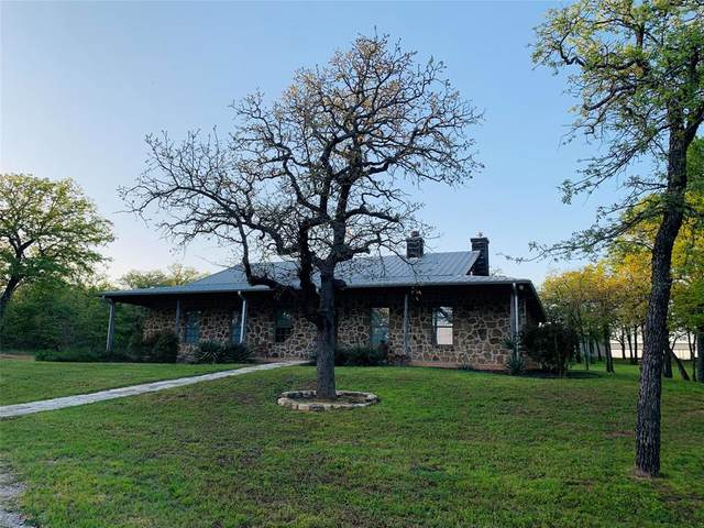 450 Cougar Road, Lipan, TX 76462 (MLS #14312804) :: The Kimberly Davis Group