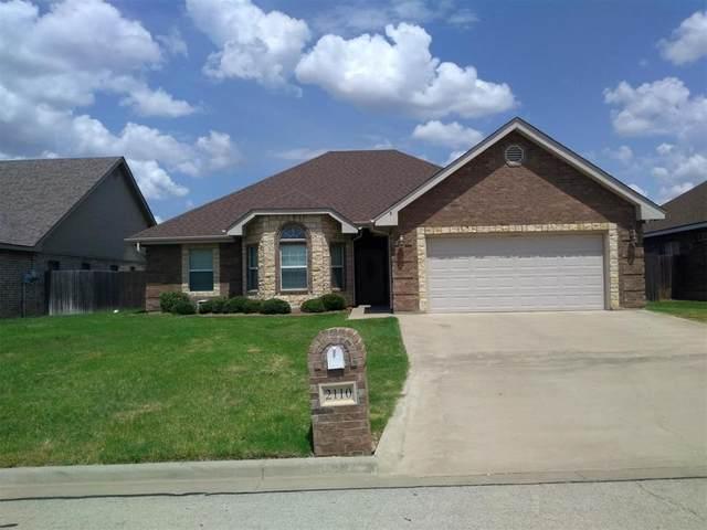 2110 Continental Avenue, Abilene, TX 79601 (MLS #14312805) :: Team Tiller
