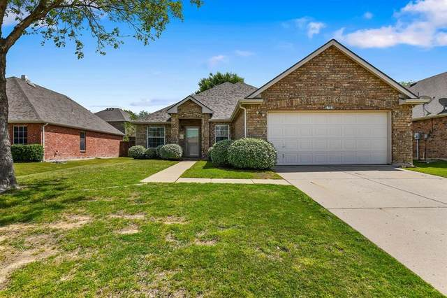 2705 Winterberry Lane, Little Elm, TX 75068 (MLS #14312876) :: The Kimberly Davis Group