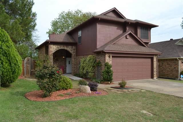 951 Ramblewood Drive, Lewisville, TX 75067 (MLS #14312890) :: Baldree Home Team