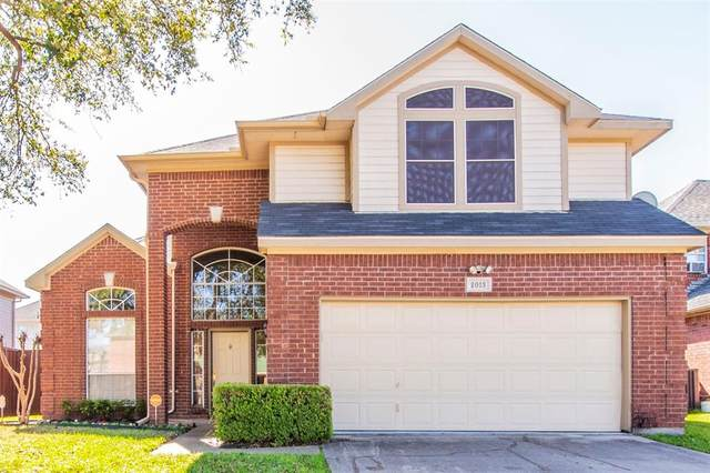 2013 Woven Trail, Lewisville, TX 75067 (MLS #14312894) :: EXIT Realty Elite