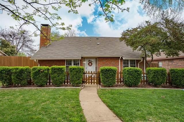 2821 Holy Cross Lane, Garland, TX 75044 (MLS #14312904) :: The Good Home Team