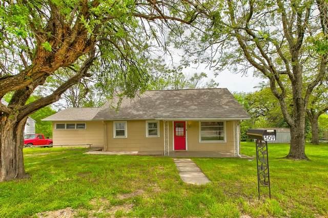 509 Sloan Street, Weatherford, TX 76086 (MLS #14312907) :: Trinity Premier Properties