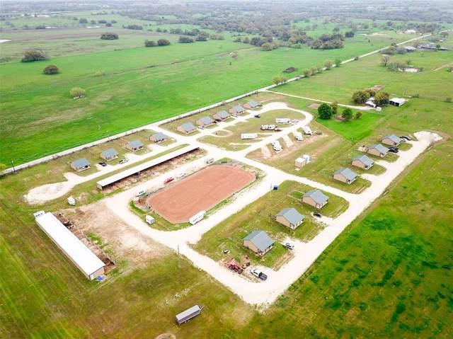 110 Stewart Lane, Stephenville, TX 76401 (MLS #14312910) :: The Welch Team