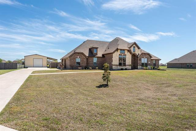 2209 Riverside Drive, Kaufman, TX 75142 (MLS #14312918) :: All Cities USA Realty