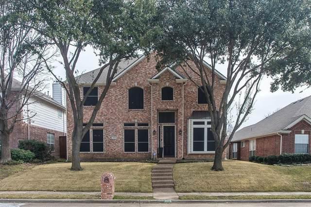 3476 Briargrove Lane, Dallas, TX 75287 (MLS #14312922) :: The Chad Smith Team
