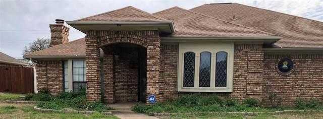 408 Elisha Drive, Bedford, TX 76021 (MLS #14312939) :: The Chad Smith Team